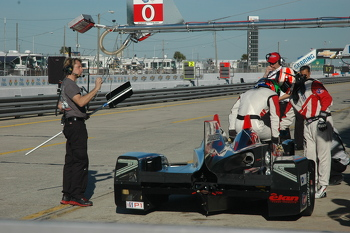 DeltaWing driver change