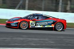 Monza 2013 - Felipe Barreiros - AF Corse