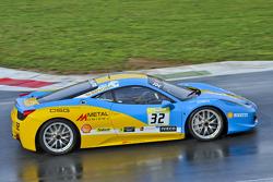 Monza 2013 - Sergey Chakanov - Team Ukraine