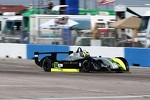 Sean Rayhall race winning IMSA Lights ride