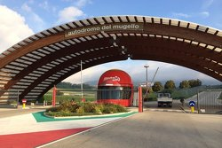 Autodromo del Mugello Entrance