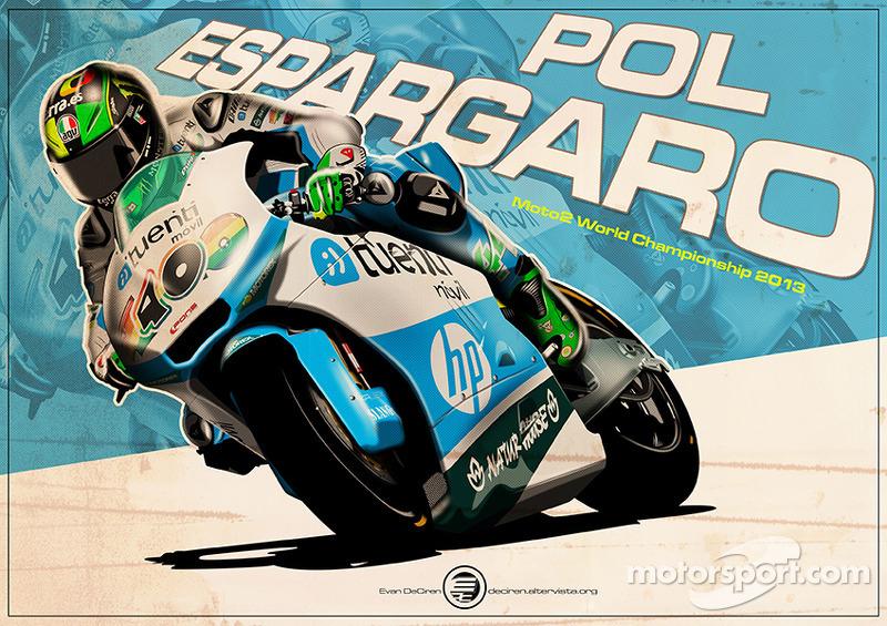 Pol Espargaro – Moto2 2013