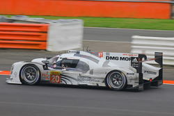 Mark Webber's Porsche 919 Hybrid