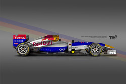 Red Bull F1 Concept