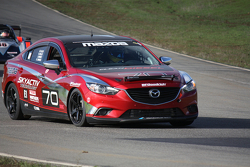 SkyActiv Mazda (#70) on Track