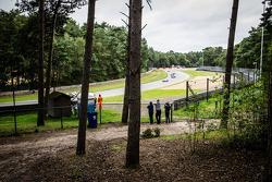 Pre-24h Formula cars race