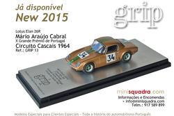Lotus Elan Cascais 1964