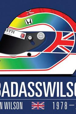 Justin Wilson decal