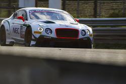 #83 Jules Szymkowiak & Max Van Splunteren - Team HTP Bentley Continental GT