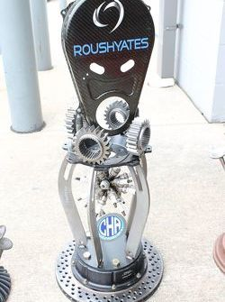 Car Show trophy Roush yates