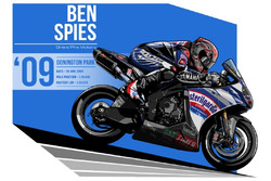 Ben Spies - 2009 Donington Park