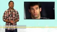 New Mercedes SLK, Mark Webber Admits Injury, Bernie Ecclestone Jokes
