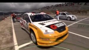 F.I.A. European Championship Rallycross Montalegre 2011 - Part 1