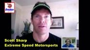Scott Sharp of Extreme Speed Motorsports.