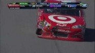 Newman Nearly Loses It - Talladega Superspeedway 2011