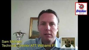 Wiliams Technical Director Sam Michael