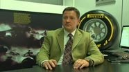 F1 Pirelli 2011 - Abu Dhabi - Paul Hembery Interview