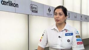 Monisha Kaltenborn – CEO Sauber F1 Team – 2012 season preview