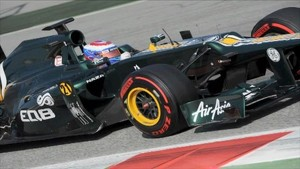 F1 Pirelli 2012 - Malaysia - Paul Hembery Interview