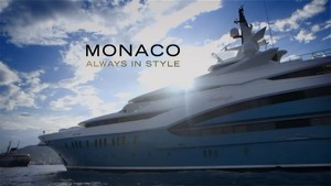 Lewis Hamilton and Jenson Button Step Inside Monaco in style