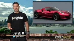 2014 Quattroporte, Aventador vs F-16, Alfa 4C Coming Early, & CoW!