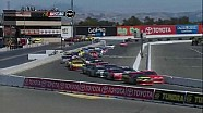 Green-White-Checkered - Sonoma 2012