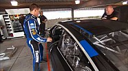 Testing the Future: 2013 NASCAR Fusion Hits the Track in Martinsville