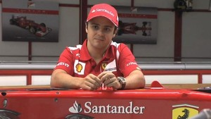 Scuderia Ferrari 2012 - Japanese GP Preview - Felipe Massa