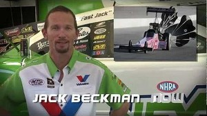 NHRA NOW Episode 33 hosted by Jack Beckman