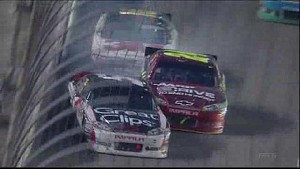 Kasey Kahne Draws Caution