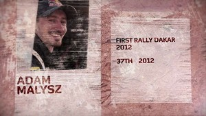 Rally Dakar 2013: Adam Malysz Profile