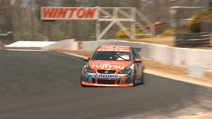 New Young Gun of V8 Supercars Comes to Grips With His Fulltime Ride