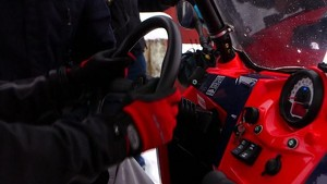 Red Bull Polaris Snow Buggy Race