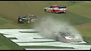 2013 Drive4COPD Nationwide race crash