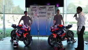 MEEN Motorsports Team Launch 2013