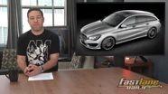 Maria Sharapova & Porsche, Maserati Alfa 4C Rival, Mercedes CLA Shooting Brake & Audi R8 Jerk