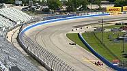 2013 Indy Lights Practice 1 in Milwaukee