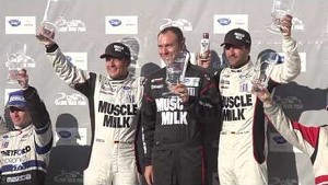 2013 Lime Rock Park - Muscle Milk Pickett Racing Highlight video