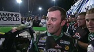 Austin Dillon Wins at Eldora Speedway!