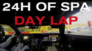 SPA24h Onboard - Dat Qualifying Lap With Commentary - Nissan GT-R Nismo GT3