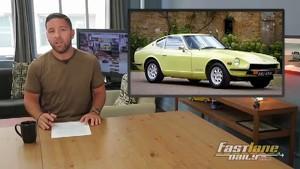 F-Type Coupe, New Volvo Concept, 240Z Successor, New Subaru WRX, & Friendsday Wednesday!