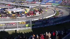 NASCAR Extended Race Highlights | Goody's Headache Relief Shot 500, Martinsville