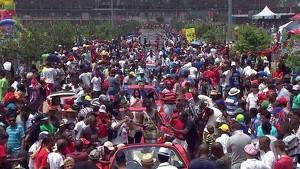 Shell showcases Scuderia Ferrari at Johannesburg street circuit demonstration