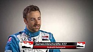 James Hinchcliffe Previews 2014