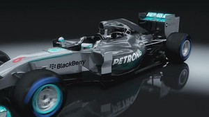 Mercedes PU106A Hybrid Power Unit