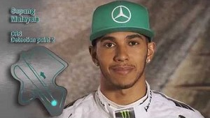 Sepang: Onboard with Lewis Hamilton in the F1 Simulator