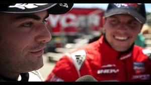Razia and Harvey post race quotes from Barber Motorsports Park