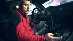 WTCC Lessons - The Citroën C-Elysée cockpit explained by Pechito Lopez