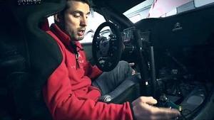 WTCC Lessons - The Citroën C-Elysée cockpit explained by Pechito Lopez