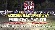 World of Outlaws STP Sprint Car Series | Jacksonville Speedway | May 7th, 2014